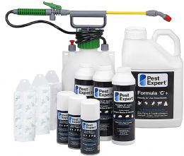 Carpet Moth Control Kit - Advanced Infestation